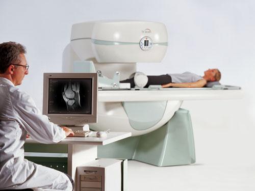 Исследование МРТ